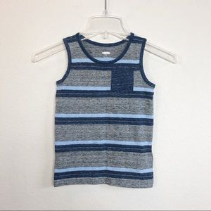 Old Navy Striped Tank Top 5T